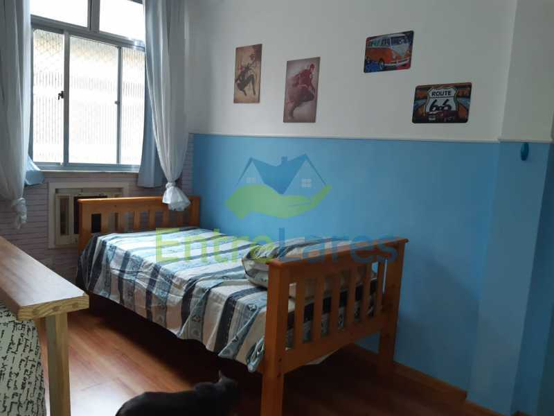 D1 - Apartamento na Portuguesa 4 quartos sendo 2 planejados e 1 revertido para escritório, cozinha planejada, 1 vaga de garagem. Condomínio Santos Dumont - ILAP40060 - 16