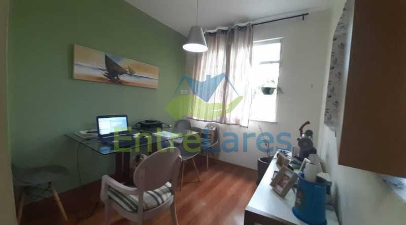 E1 - Apartamento na Portuguesa 4 quartos sendo 2 planejados e 1 revertido para escritório, cozinha planejada, 1 vaga de garagem. Condomínio Santos Dumont - ILAP40060 - 17