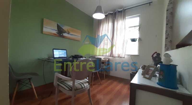 E3 - Apartamento na Portuguesa 4 quartos sendo 2 planejados e 1 revertido para escritório, cozinha planejada, 1 vaga de garagem. Condomínio Santos Dumont - ILAP40060 - 18