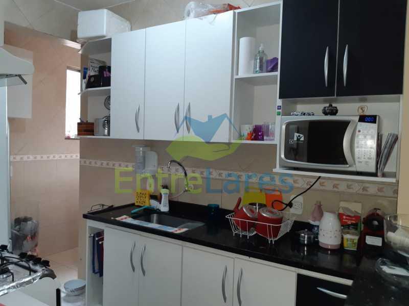 F1 - Apartamento na Portuguesa 4 quartos sendo 2 planejados e 1 revertido para escritório, cozinha planejada, 1 vaga de garagem. Condomínio Santos Dumont - ILAP40060 - 19