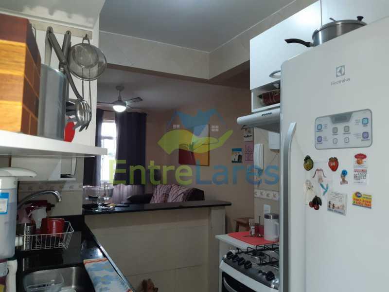 F2 - Apartamento na Portuguesa 4 quartos sendo 2 planejados e 1 revertido para escritório, cozinha planejada, 1 vaga de garagem. Condomínio Santos Dumont - ILAP40060 - 20