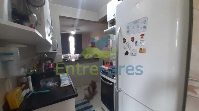 F3 - Apartamento na Portuguesa 4 quartos sendo 2 planejados e 1 revertido para escritório, cozinha planejada, 1 vaga de garagem. Condomínio Santos Dumont - ILAP40060 - 21