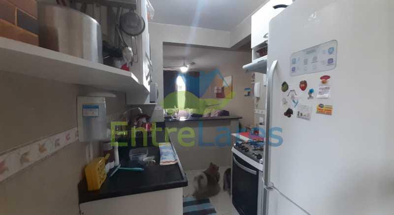 F4 - Apartamento na Portuguesa 4 quartos sendo 2 planejados e 1 revertido para escritório, cozinha planejada, 1 vaga de garagem. Condomínio Santos Dumont - ILAP40060 - 22