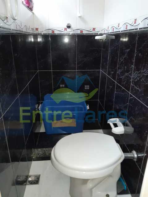 G3 - Apartamento na Portuguesa 4 quartos sendo 2 planejados e 1 revertido para escritório, cozinha planejada, 1 vaga de garagem. Condomínio Santos Dumont - ILAP40060 - 25