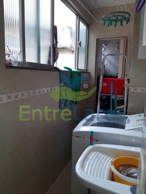 H1 - Apartamento na Portuguesa 4 quartos sendo 2 planejados e 1 revertido para escritório, cozinha planejada, 1 vaga de garagem. Condomínio Santos Dumont - ILAP40060 - 26