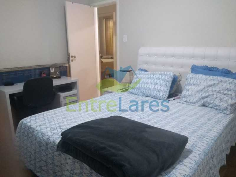 B1 - Casa duplex no Jardim Guanabara 3 quartos, sendo 1 suite, copa cozinha, play e área gourmet, piscina, churrasqueira, 5 vagas de garagem. Praia da bica - ILCA30128 - 5