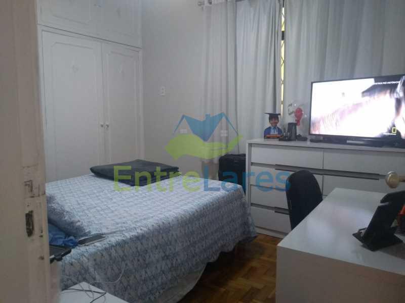B2 - Casa duplex no Jardim Guanabara 3 quartos, sendo 1 suite, copa cozinha, play e área gourmet, piscina, churrasqueira, 5 vagas de garagem. Praia da bica - ILCA30128 - 6