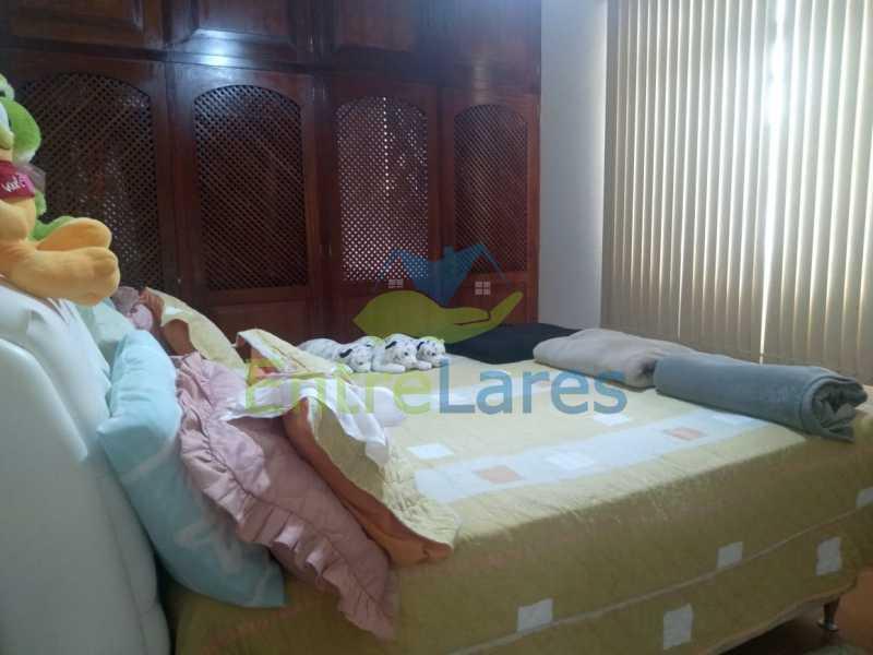 C1 - Casa duplex no Jardim Guanabara 3 quartos, sendo 1 suite, copa cozinha, play e área gourmet, piscina, churrasqueira, 5 vagas de garagem. Praia da bica - ILCA30128 - 7