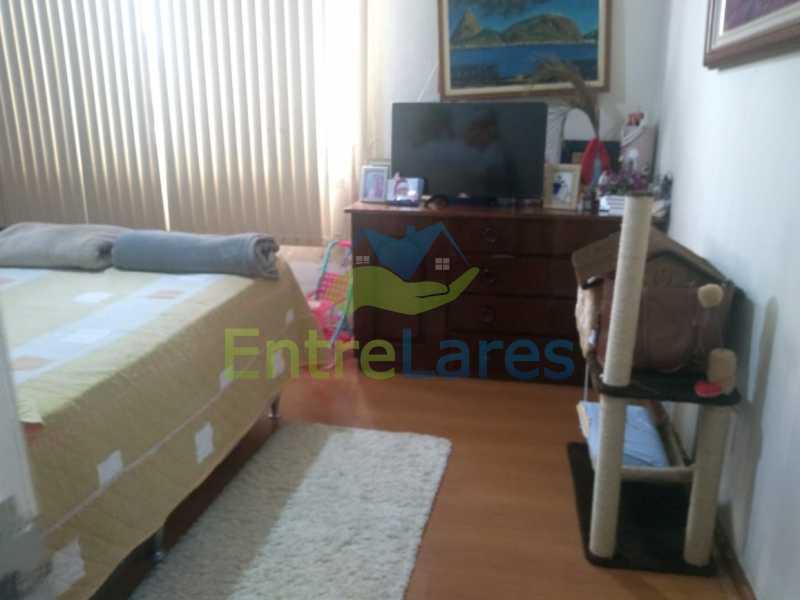 C2 - Casa duplex no Jardim Guanabara 3 quartos, sendo 1 suite, copa cozinha, play e área gourmet, piscina, churrasqueira, 5 vagas de garagem. Praia da bica - ILCA30128 - 8