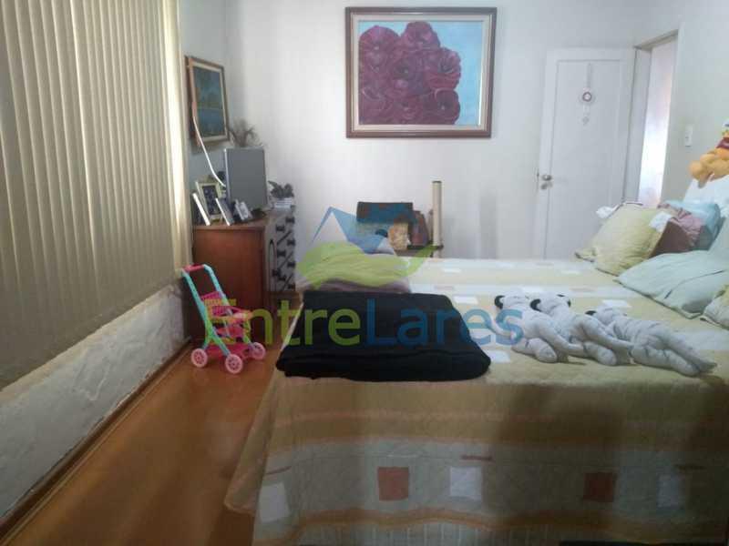 C3 - Casa duplex no Jardim Guanabara 3 quartos, sendo 1 suite, copa cozinha, play e área gourmet, piscina, churrasqueira, 5 vagas de garagem. Praia da bica - ILCA30128 - 9