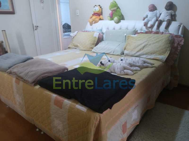 C4 - Casa duplex no Jardim Guanabara 3 quartos, sendo 1 suite, copa cozinha, play e área gourmet, piscina, churrasqueira, 5 vagas de garagem. Praia da bica - ILCA30128 - 10