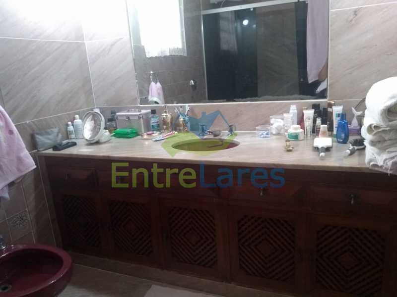 E1 - Casa duplex no Jardim Guanabara 3 quartos, sendo 1 suite, copa cozinha, play e área gourmet, piscina, churrasqueira, 5 vagas de garagem. Praia da bica - ILCA30128 - 14