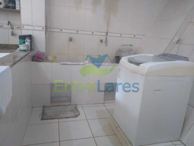 G1 - Casa duplex no Jardim Guanabara 3 quartos, sendo 1 suite, copa cozinha, play e área gourmet, piscina, churrasqueira, 5 vagas de garagem. Praia da bica - ILCA30128 - 16