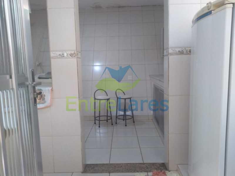 G2 - Casa duplex no Jardim Guanabara 3 quartos, sendo 1 suite, copa cozinha, play e área gourmet, piscina, churrasqueira, 5 vagas de garagem. Praia da bica - ILCA30128 - 17