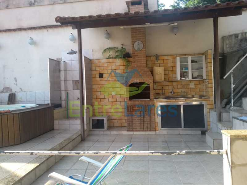 I1 - Casa duplex no Jardim Guanabara 3 quartos, sendo 1 suite, copa cozinha, play e área gourmet, piscina, churrasqueira, 5 vagas de garagem. Praia da bica - ILCA30128 - 19