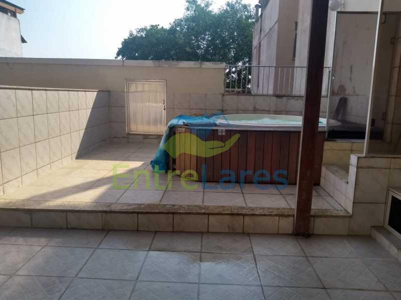 I2 - Casa duplex no Jardim Guanabara 3 quartos, sendo 1 suite, copa cozinha, play e área gourmet, piscina, churrasqueira, 5 vagas de garagem. Praia da bica - ILCA30128 - 20