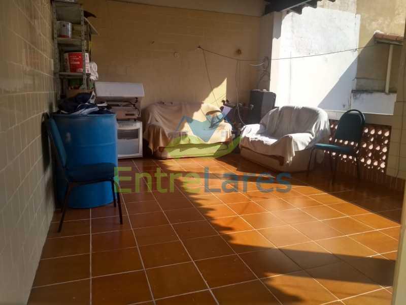 J1 - Casa duplex no Jardim Guanabara 3 quartos, sendo 1 suite, copa cozinha, play e área gourmet, piscina, churrasqueira, 5 vagas de garagem. Praia da bica - ILCA30128 - 24