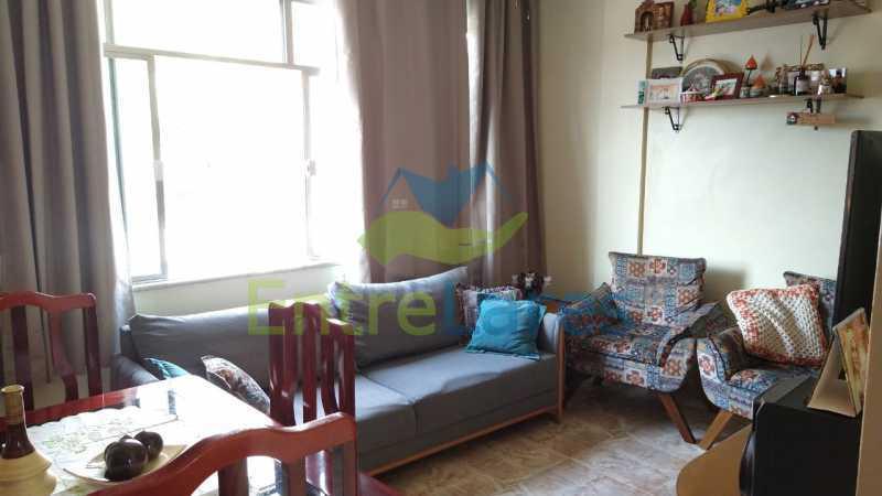 A1 - Apartamento no Tauá - 2 quartos com armários, banheiro com box blindex, cozinha com armários, 1 vaga de garagem. Rua Frank Garcia - ILAP20513 - 1