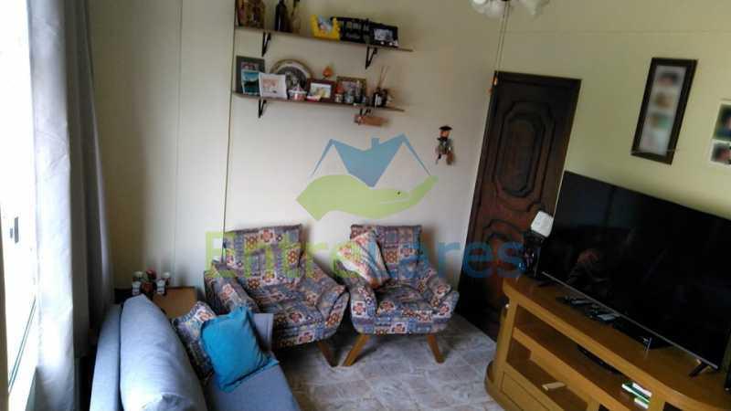 A2 - Apartamento no Tauá - 2 quartos com armários, banheiro com box blindex, cozinha com armários, 1 vaga de garagem. Rua Frank Garcia - ILAP20513 - 3