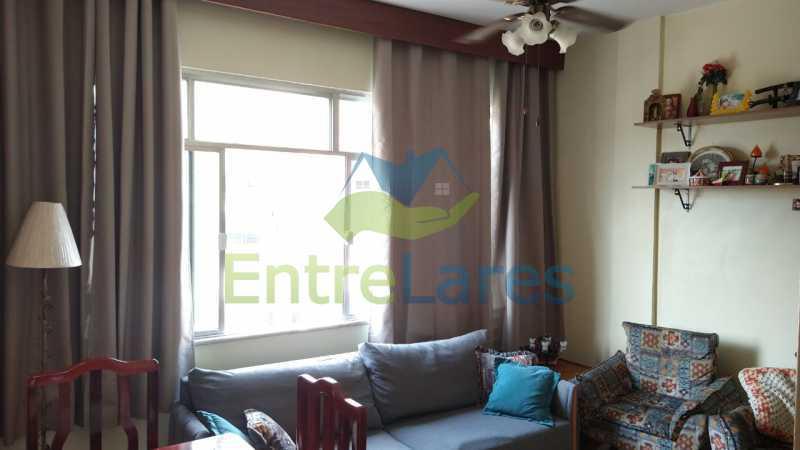 A3 - Apartamento no Tauá - 2 quartos com armários, banheiro com box blindex, cozinha com armários, 1 vaga de garagem. Rua Frank Garcia - ILAP20513 - 4