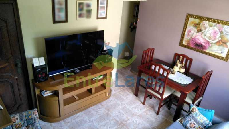 A4 - Apartamento no Tauá - 2 quartos com armários, banheiro com box blindex, cozinha com armários, 1 vaga de garagem. Rua Frank Garcia - ILAP20513 - 5