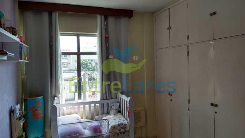 C6 - Apartamento no Tauá - 2 quartos com armários, banheiro com box blindex, cozinha com armários, 1 vaga de garagem. Rua Frank Garcia - ILAP20513 - 18