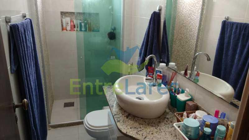 D2 - Apartamento no Tauá - 2 quartos com armários, banheiro com box blindex, cozinha com armários, 1 vaga de garagem. Rua Frank Garcia - ILAP20513 - 20