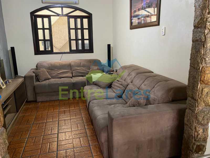 A2 - Casa Dúplex na Portuguesa, 4 quartos, Sala em 2 ambientes, 2 Banheiros, Cozinha planejada, Terraço, 1 Vaga. Rua Katia Romano 633 - ILCA40098 - 3