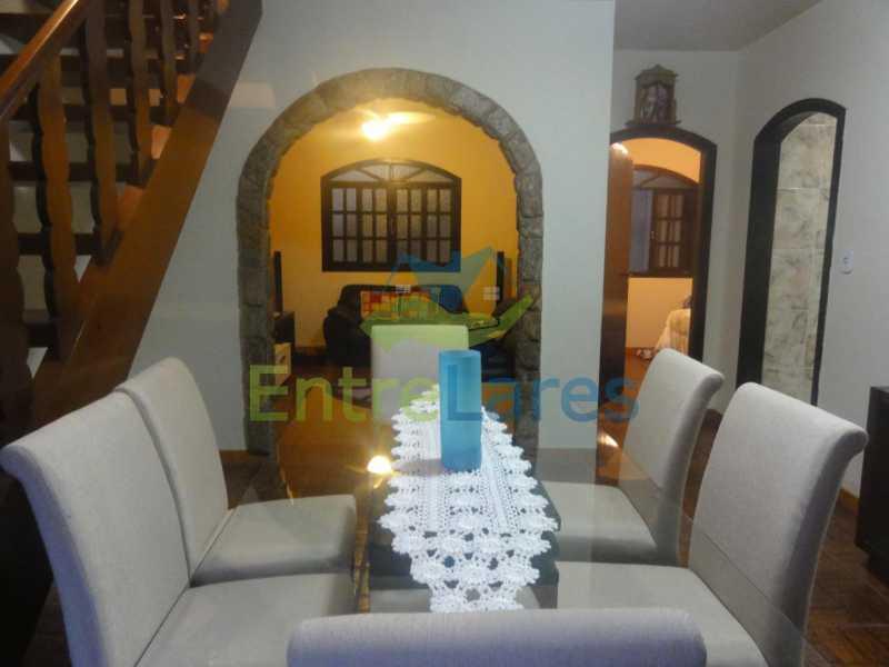 A4 - Casa Dúplex na Portuguesa, 4 quartos, Sala em 2 ambientes, 2 Banheiros, Cozinha planejada, Terraço, 1 Vaga. Rua Katia Romano 633 - ILCA40098 - 5