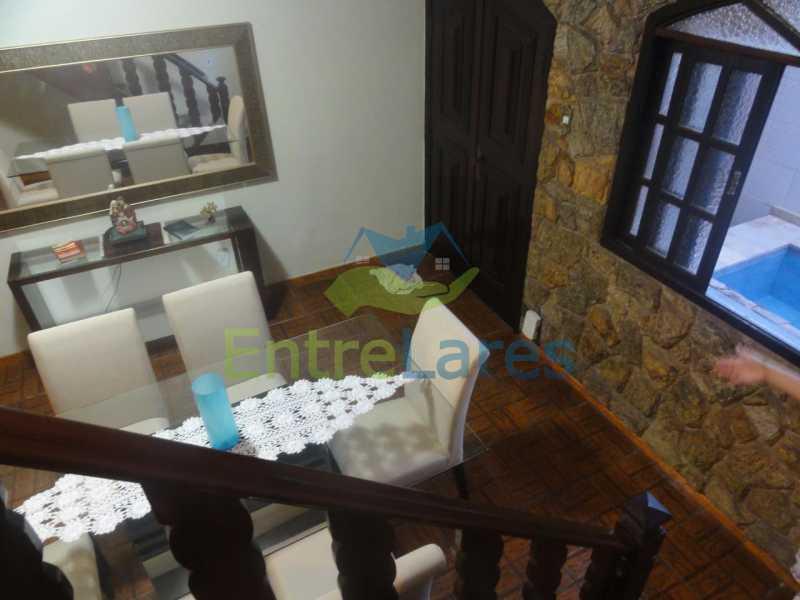 A6 - Casa Dúplex na Portuguesa, 4 quartos, Sala em 2 ambientes, 2 Banheiros, Cozinha planejada, Terraço, 1 Vaga. Rua Katia Romano 633 - ILCA40098 - 7