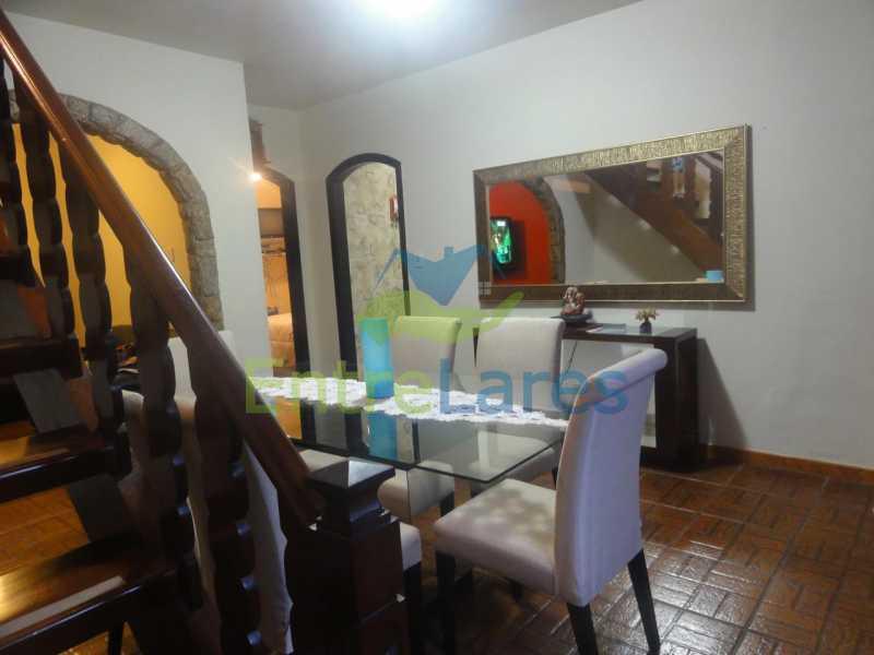 A7 - Casa Dúplex na Portuguesa, 4 quartos, Sala em 2 ambientes, 2 Banheiros, Cozinha planejada, Terraço, 1 Vaga. Rua Katia Romano 633 - ILCA40098 - 8