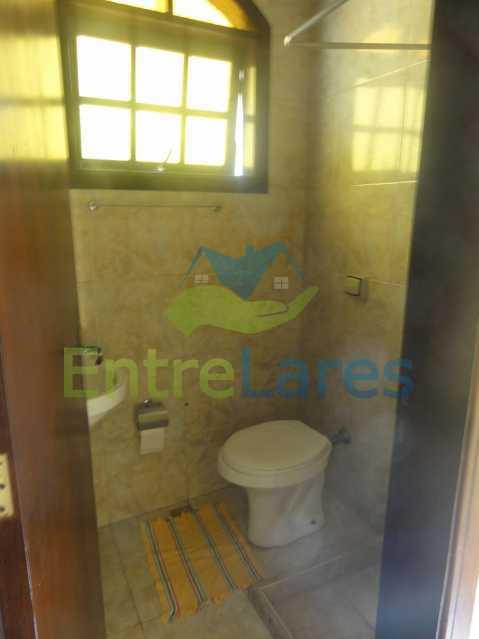 D1 - Casa Dúplex na Portuguesa, 4 quartos, Sala em 2 ambientes, 2 Banheiros, Cozinha planejada, Terraço, 1 Vaga. Rua Katia Romano 633 - ILCA40098 - 13