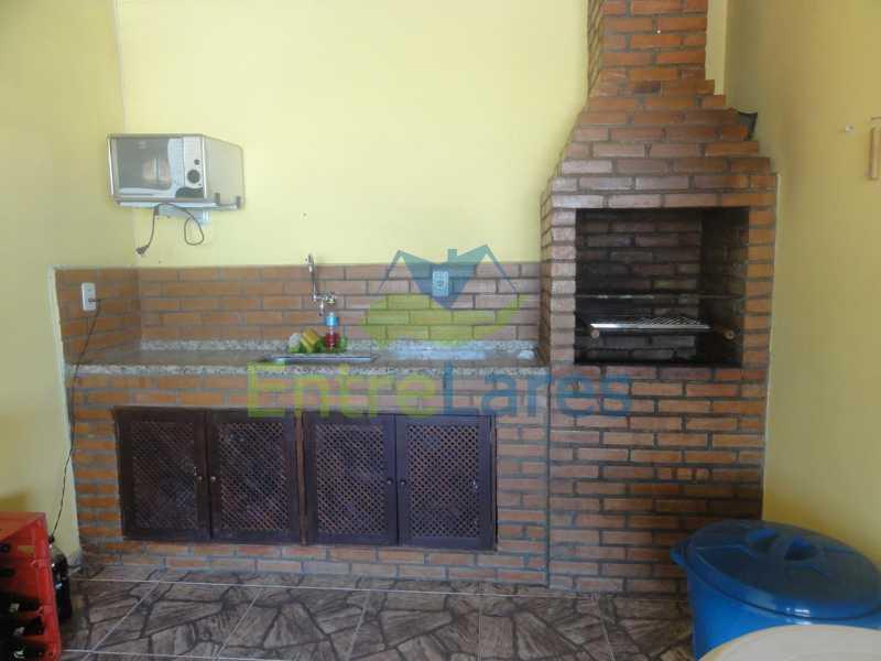 E1 - Casa Dúplex na Portuguesa, 4 quartos, Sala em 2 ambientes, 2 Banheiros, Cozinha planejada, Terraço, 1 Vaga. Rua Katia Romano 633 - ILCA40098 - 14