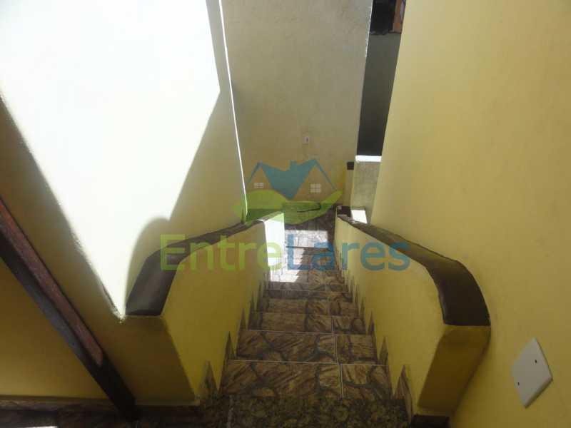 E7 - Casa Dúplex na Portuguesa, 4 quartos, Sala em 2 ambientes, 2 Banheiros, Cozinha planejada, Terraço, 1 Vaga. Rua Katia Romano 633 - ILCA40098 - 20