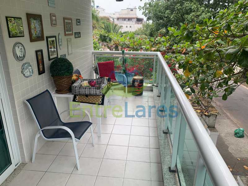 A7. - Apartamento em condomínio com piscina, sauna e área gourmet no Recreio 2 quartos sendo 1 suíte, cozinha planejada, 2 vagas de garagem, varandão. - ILAP20515 - 8