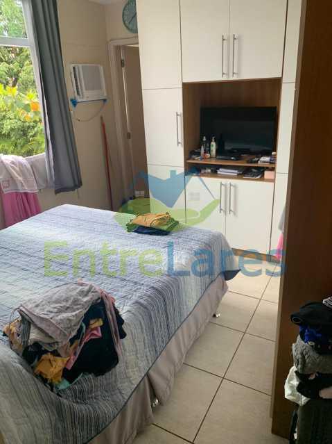 B1. - Apartamento em condomínio com piscina, sauna e área gourmet no Recreio 2 quartos sendo 1 suíte, cozinha planejada, 2 vagas de garagem, varandão. - ILAP20515 - 9
