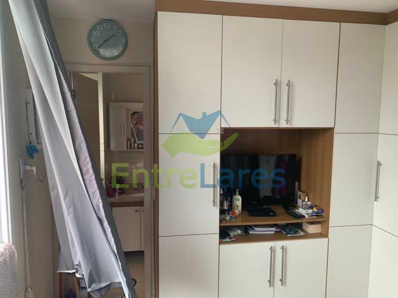 B5. - Apartamento em condomínio com piscina, sauna e área gourmet no Recreio 2 quartos sendo 1 suíte, cozinha planejada, 2 vagas de garagem, varandão. - ILAP20515 - 12