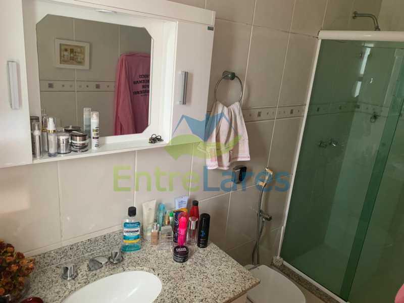 B6. - Apartamento em condomínio com piscina, sauna e área gourmet no Recreio 2 quartos sendo 1 suíte, cozinha planejada, 2 vagas de garagem, varandão. - ILAP20515 - 13