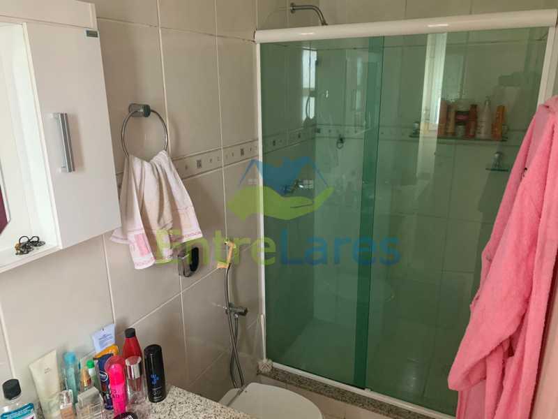 B7. - Apartamento em condomínio com piscina, sauna e área gourmet no Recreio 2 quartos sendo 1 suíte, cozinha planejada, 2 vagas de garagem, varandão. - ILAP20515 - 14