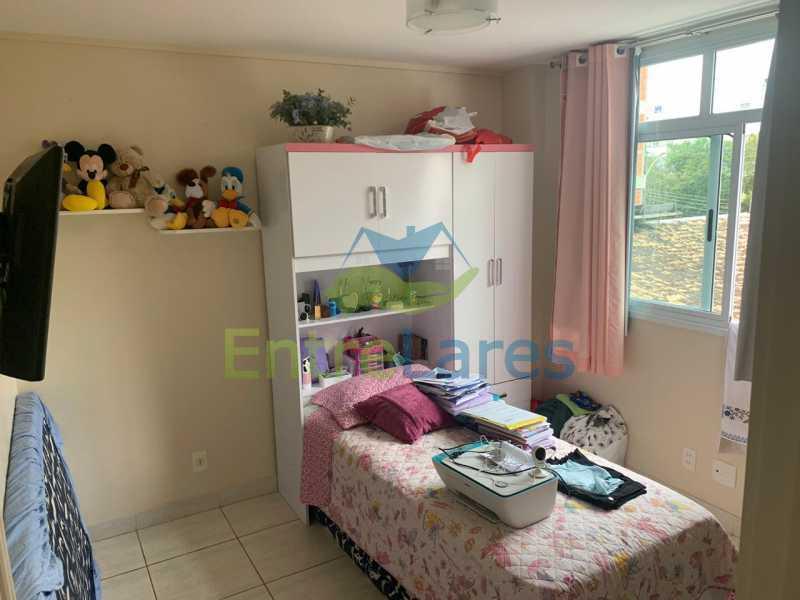 C1. - Apartamento em condomínio com piscina, sauna e área gourmet no Recreio 2 quartos sendo 1 suíte, cozinha planejada, 2 vagas de garagem, varandão. - ILAP20515 - 15