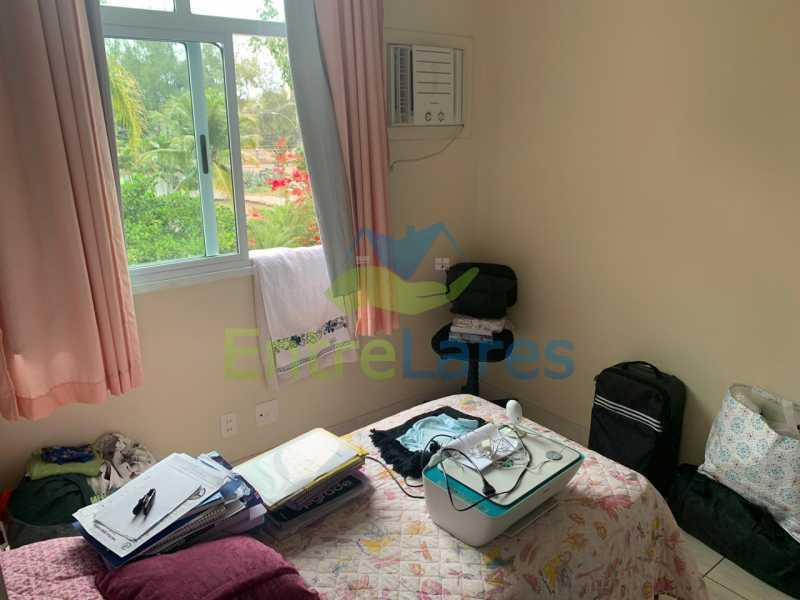 C2. - Apartamento em condomínio com piscina, sauna e área gourmet no Recreio 2 quartos sendo 1 suíte, cozinha planejada, 2 vagas de garagem, varandão. - ILAP20515 - 16