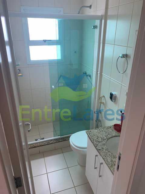 D1. - Apartamento em condomínio com piscina, sauna e área gourmet no Recreio 2 quartos sendo 1 suíte, cozinha planejada, 2 vagas de garagem, varandão. - ILAP20515 - 17
