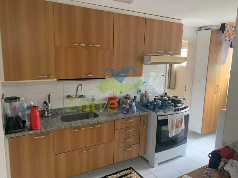 E2. - Apartamento em condomínio com piscina, sauna e área gourmet no Recreio 2 quartos sendo 1 suíte, cozinha planejada, 2 vagas de garagem, varandão. - ILAP20515 - 19