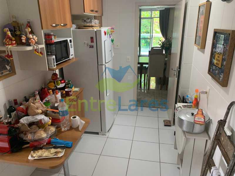 E5. - Apartamento em condomínio com piscina, sauna e área gourmet no Recreio 2 quartos sendo 1 suíte, cozinha planejada, 2 vagas de garagem, varandão. - ILAP20515 - 21