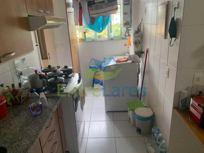 F2. - Apartamento em condomínio com piscina, sauna e área gourmet no Recreio 2 quartos sendo 1 suíte, cozinha planejada, 2 vagas de garagem, varandão. - ILAP20515 - 22