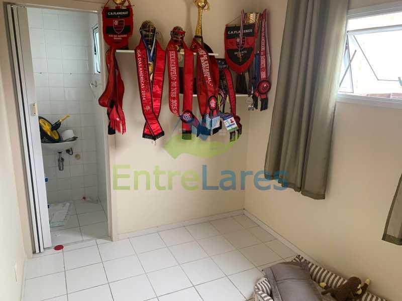 G1. - Apartamento em condomínio com piscina, sauna e área gourmet no Recreio 2 quartos sendo 1 suíte, cozinha planejada, 2 vagas de garagem, varandão. - ILAP20515 - 23