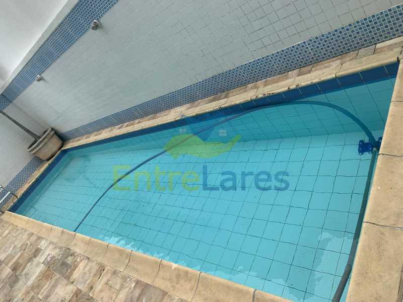 H2. - Apartamento em condomínio com piscina, sauna e área gourmet no Recreio 2 quartos sendo 1 suíte, cozinha planejada, 2 vagas de garagem, varandão. - ILAP20515 - 25