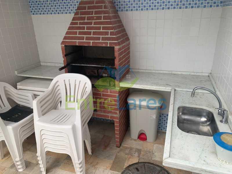 H3. - Apartamento em condomínio com piscina, sauna e área gourmet no Recreio 2 quartos sendo 1 suíte, cozinha planejada, 2 vagas de garagem, varandão. - ILAP20515 - 26