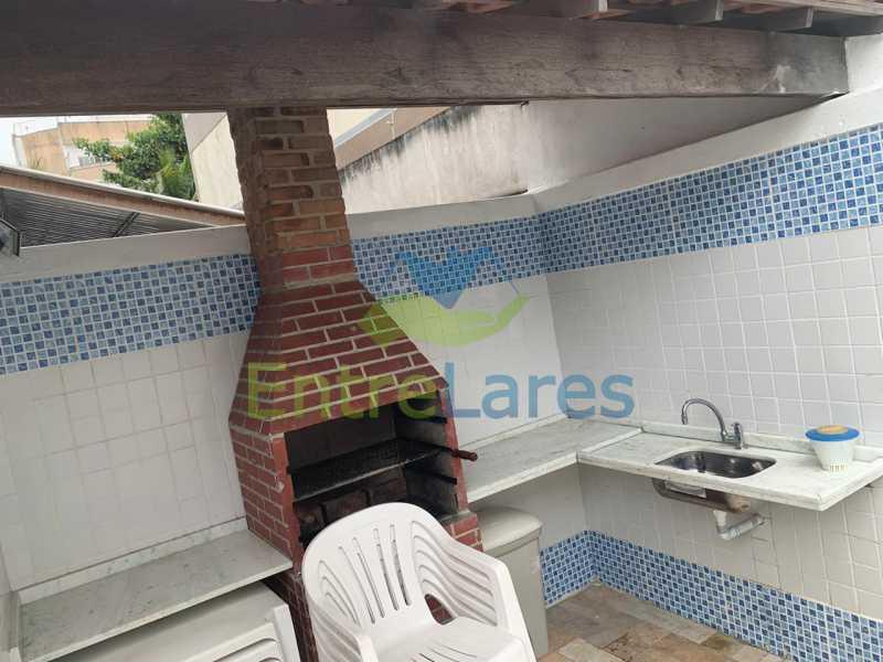 H4. - Apartamento em condomínio com piscina, sauna e área gourmet no Recreio 2 quartos sendo 1 suíte, cozinha planejada, 2 vagas de garagem, varandão. - ILAP20515 - 27