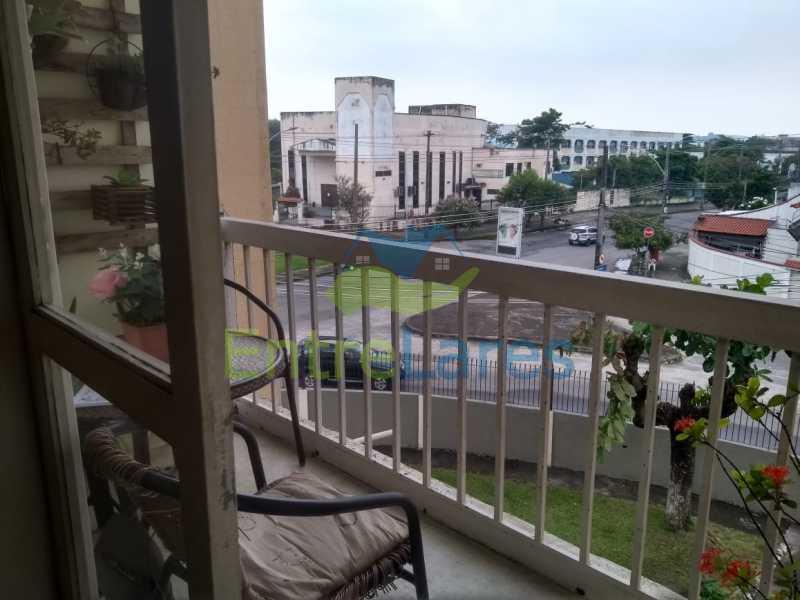 A7 - Apartamento na Portuguesa, 2 quartos, com varanda, cozinha planejada, 1 vaga, Rua Jorge Veiga - ILAP20516 - 8